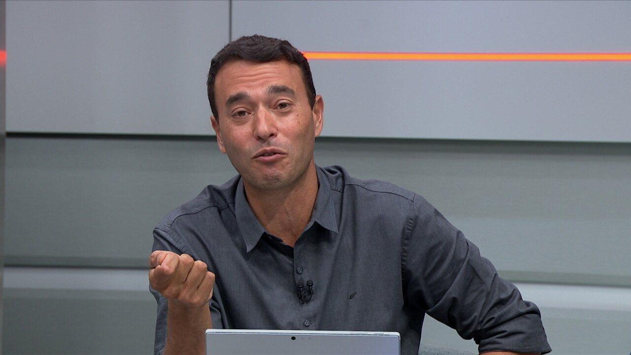 """Rizek critica qualidade do jogo entre Corinthians e Novorizontino: """"Aguentar 90 minutos é para os fortes"""""""