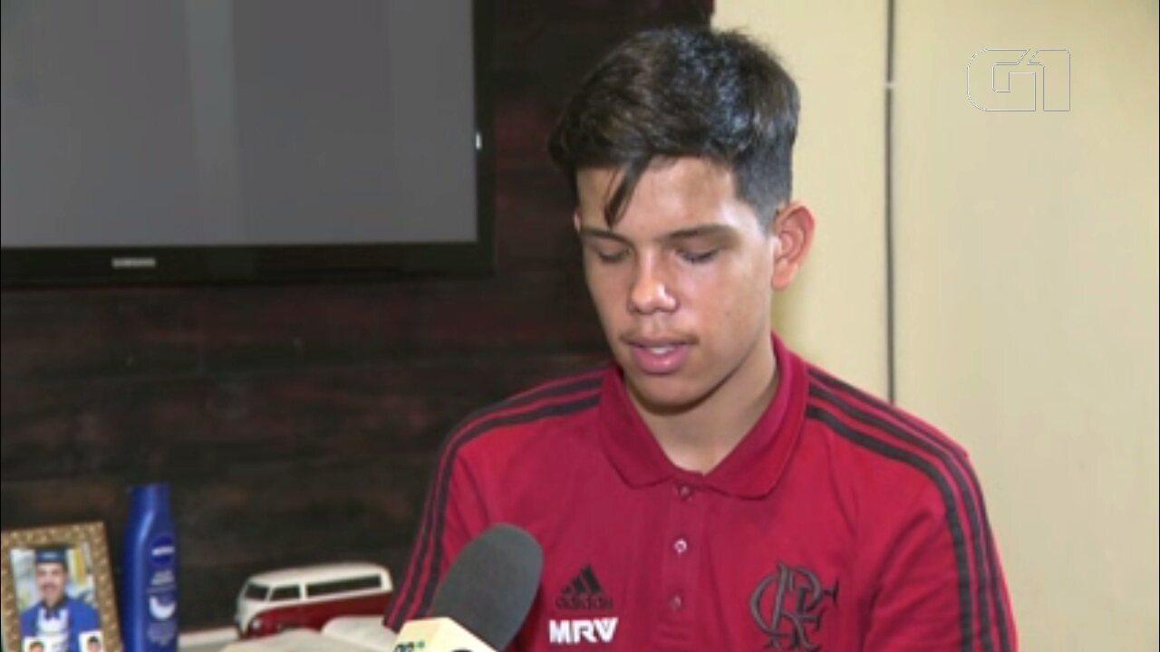 Sobrevivente de incêndio no CT do Flamengo conta como saiu de quarto