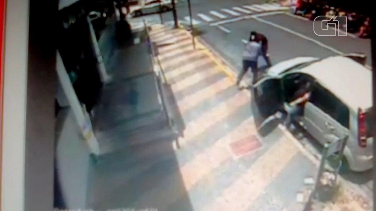 Empresário morre baleado durante roubo de malote em Garça