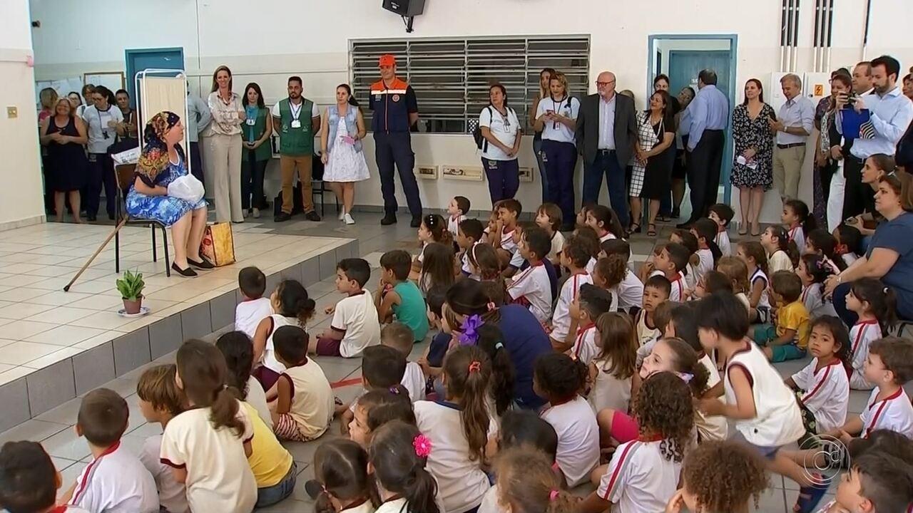 Secretário de Saúde lança campanha estadual de combate ao Aedes aegypti em Rio Preto
