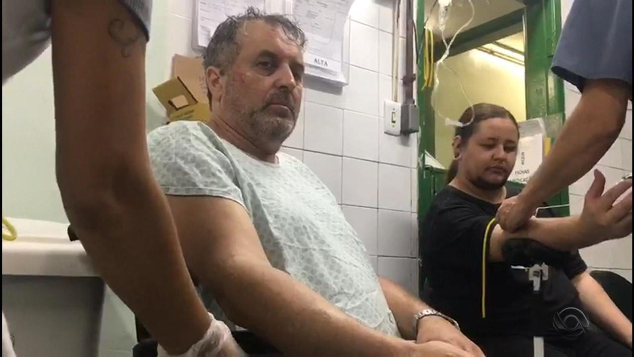 Caminhão atingido por queda de helicóptero que vitimou Boechat é de Caxias do Sul