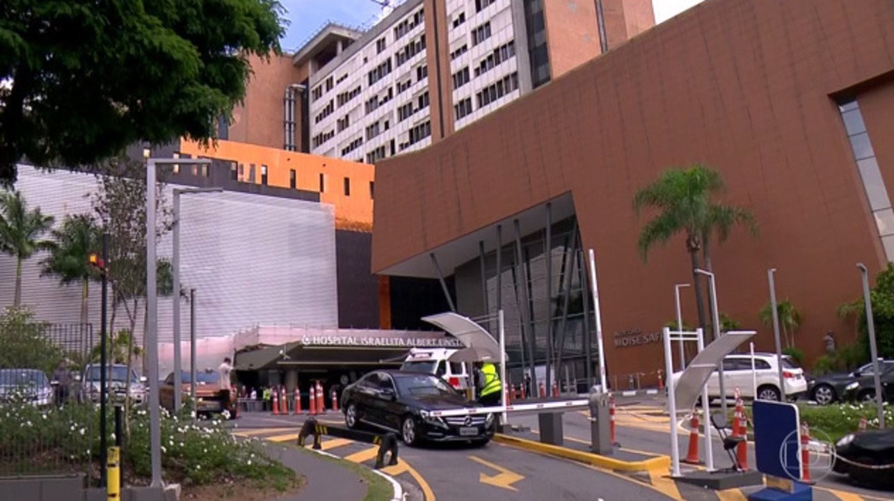 O presidente Bolsonaro saiu da unidade de tratamento semi-intensivo