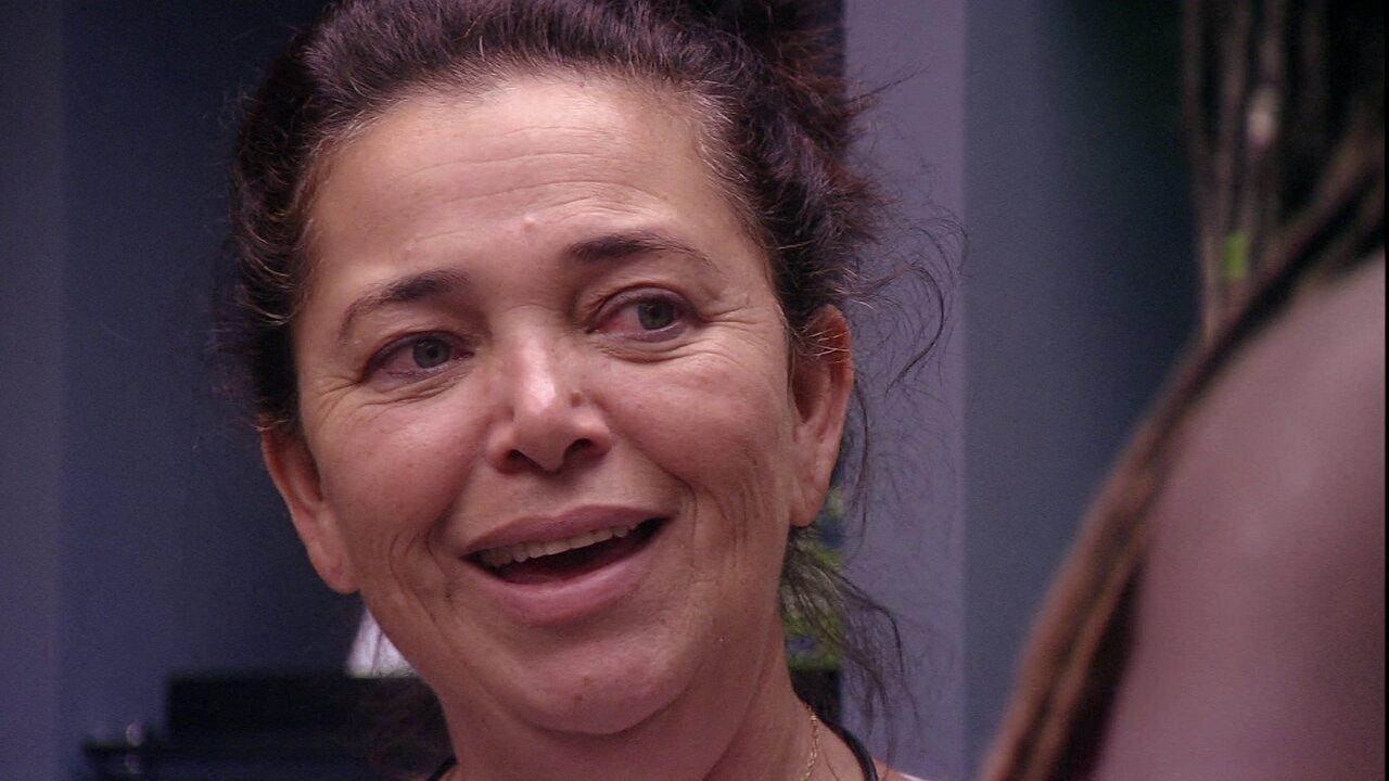 Tereza reflete: 'Tem alguém muito preocupado com meu voto'