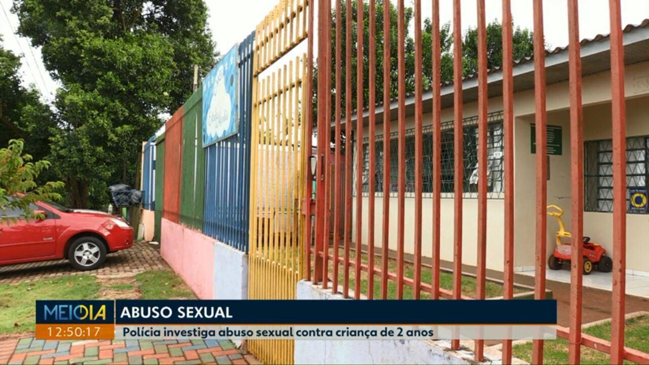 Suposto abuso sexual em creche de Cascavel é investigado pela polícia