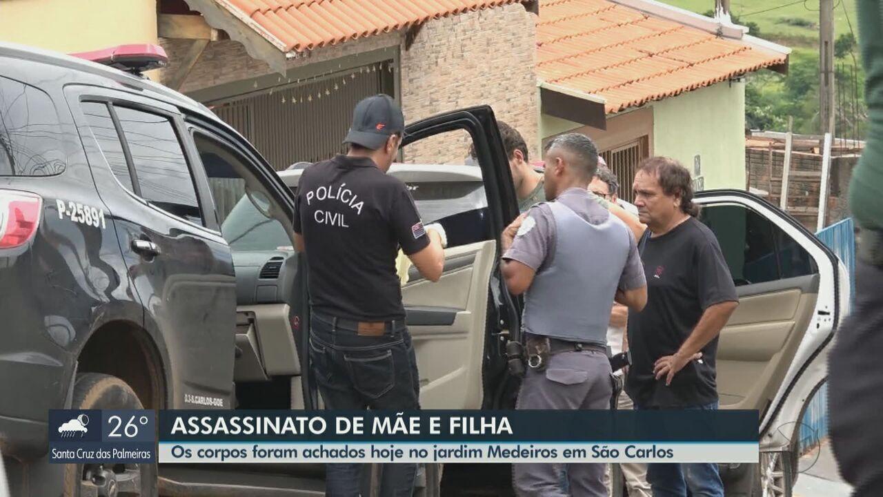 Mãe e filha são assassinadas e corpos encontrados uma semana depois em São Carlos