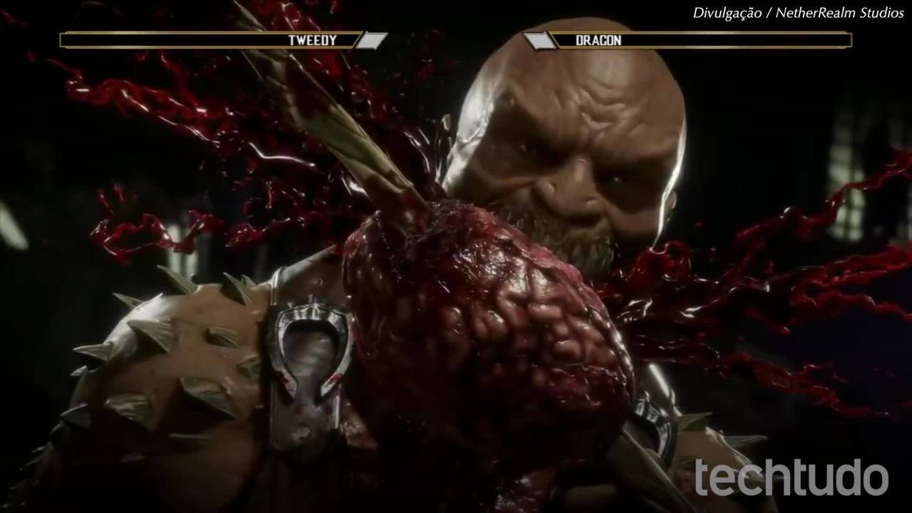 Mortal Kombat 11 (2019): show lethality gameplay, character, and many others