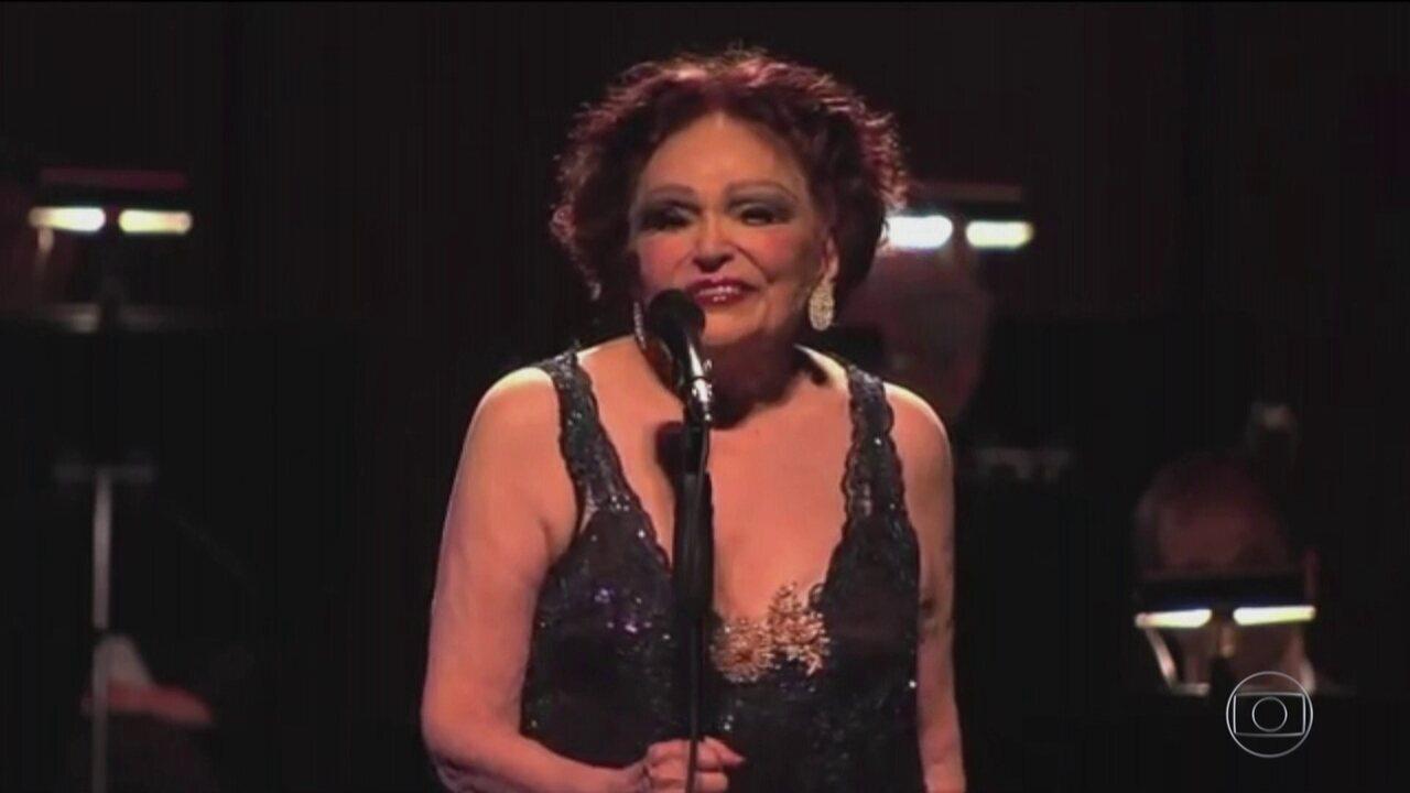 Atriz, cantora e diretora Bibi Ferreira morre no Rio aos 96 anos