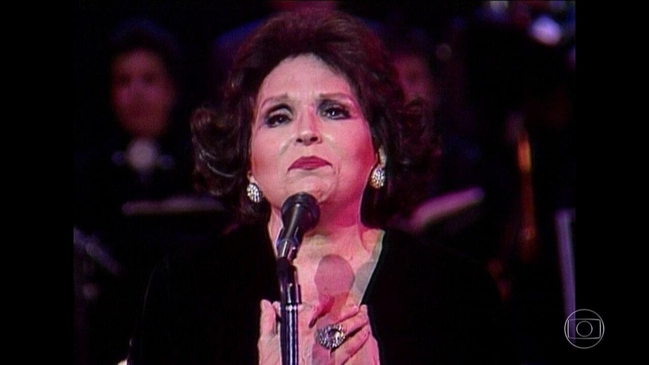 Bibi Ferreira é nome de teatro em São Paulo; artistas e diretores prestaram homenagens