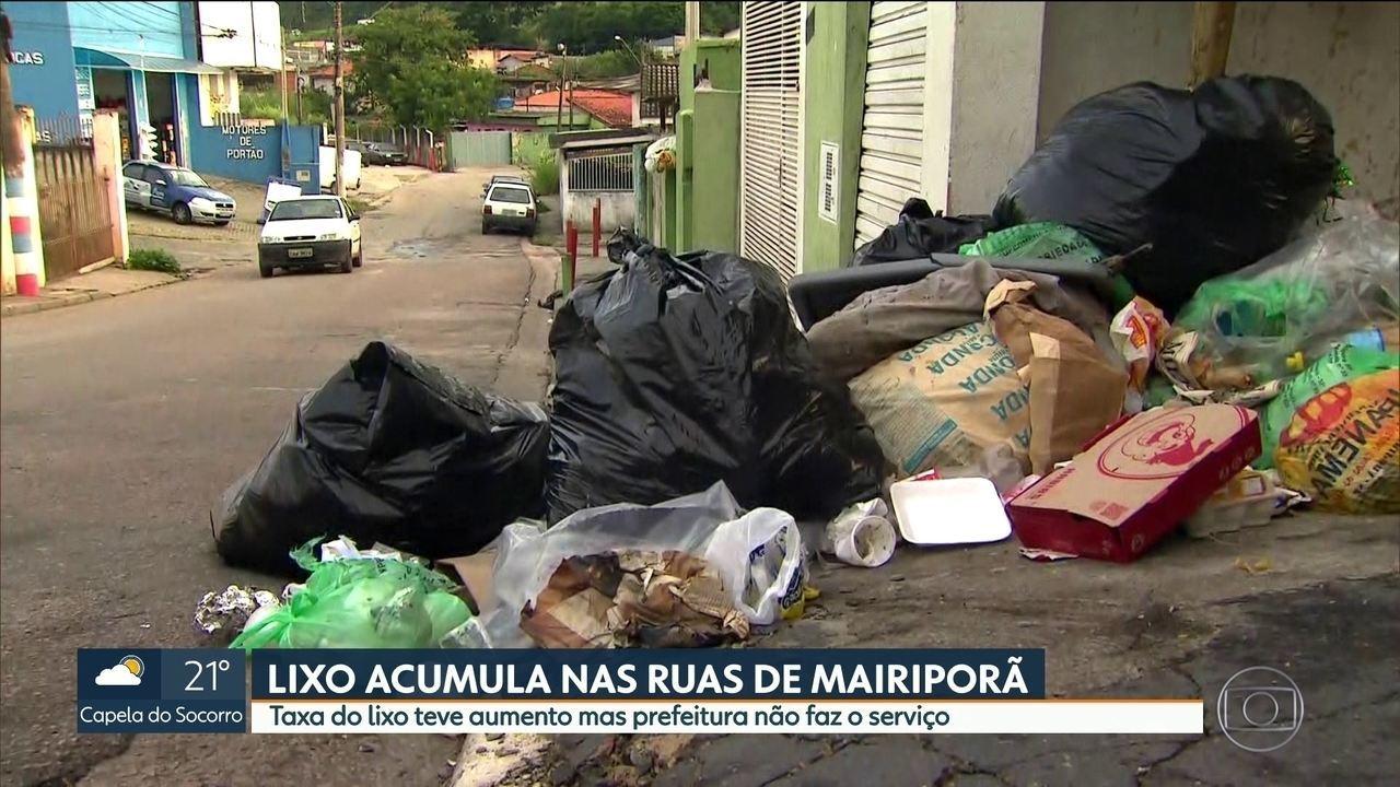 Resultado de imagem para lixo em mairiporã