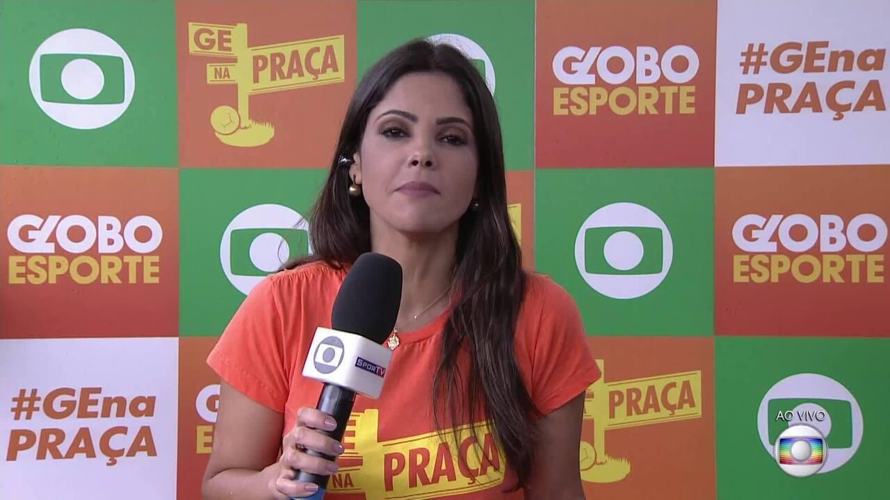 Segundo Bloco Do Globo Esporte Mg Deste Sábado 16022019