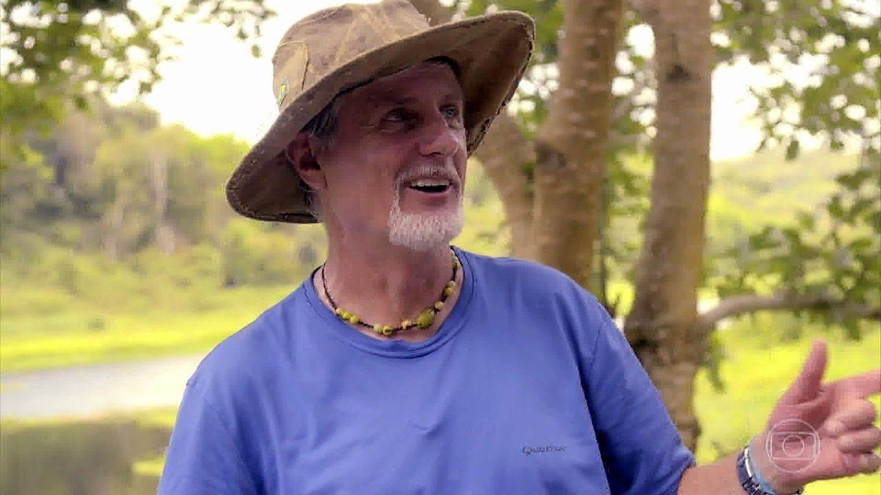 'Os Impressionantes': aos 64 anos, Otto tem um hobby radical