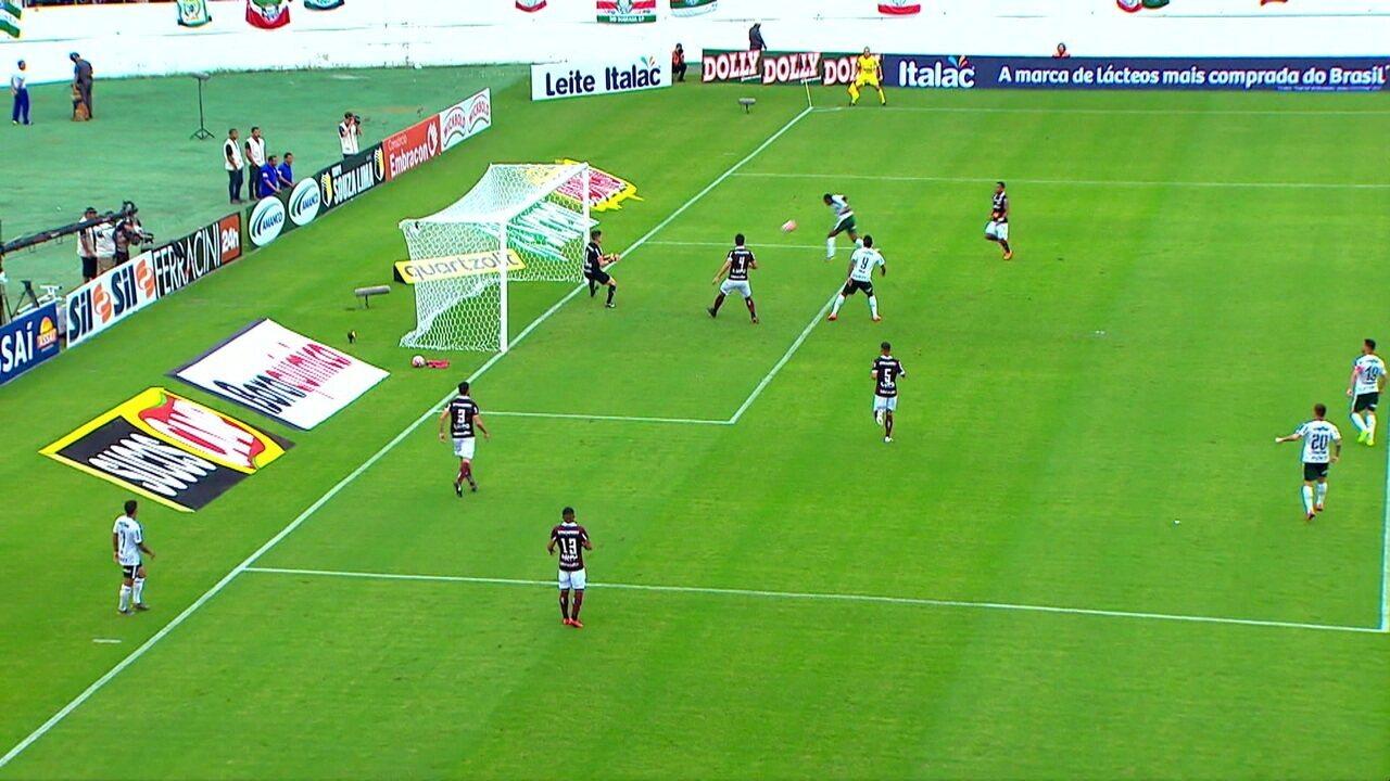 c225801cfe Melhores momentos  Ferroviária 0 x 0 Palmeiras pela 7ª rodada do Campeonato  Paulista