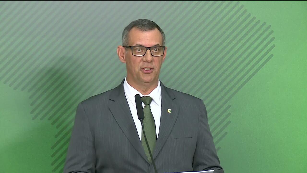 Governo exonera ministro Gustavo Bebianno