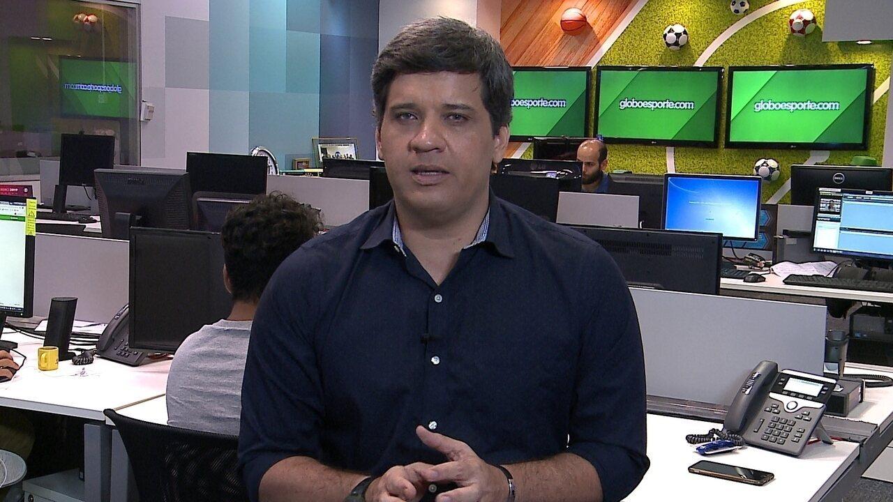 """Cabral Neto fala sobre a força do Arruda, palco do """"Clássico do Milhão"""""""