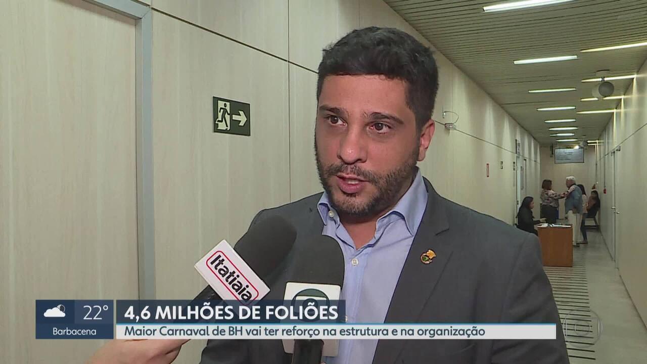 Poder público discute planejamento do Carnaval em Belo Horizonte