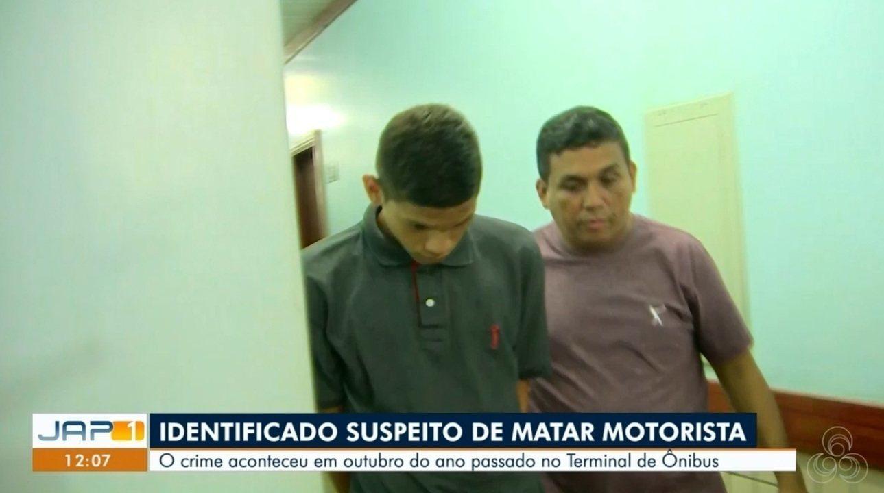 Polícia Civil identifica suspeito de assassinar motorista de ônibus, em Macapá