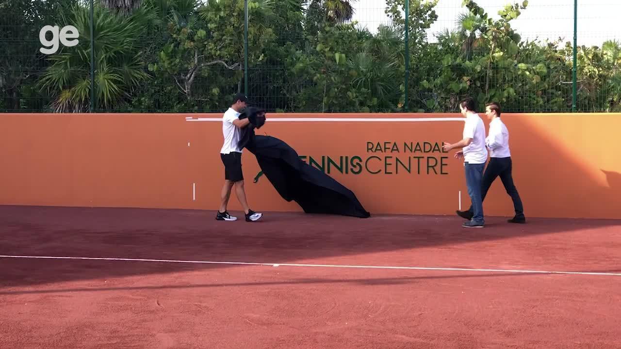 f9b7a7cfb8 Rafael Nadal expande império de negócios e abre Centro de Tênis em ...