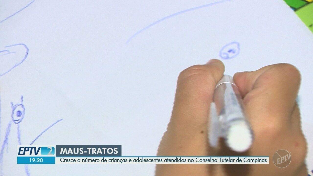 Número de crianças e adolescente atendidos no Conselho Tutelar cresce em Campinas