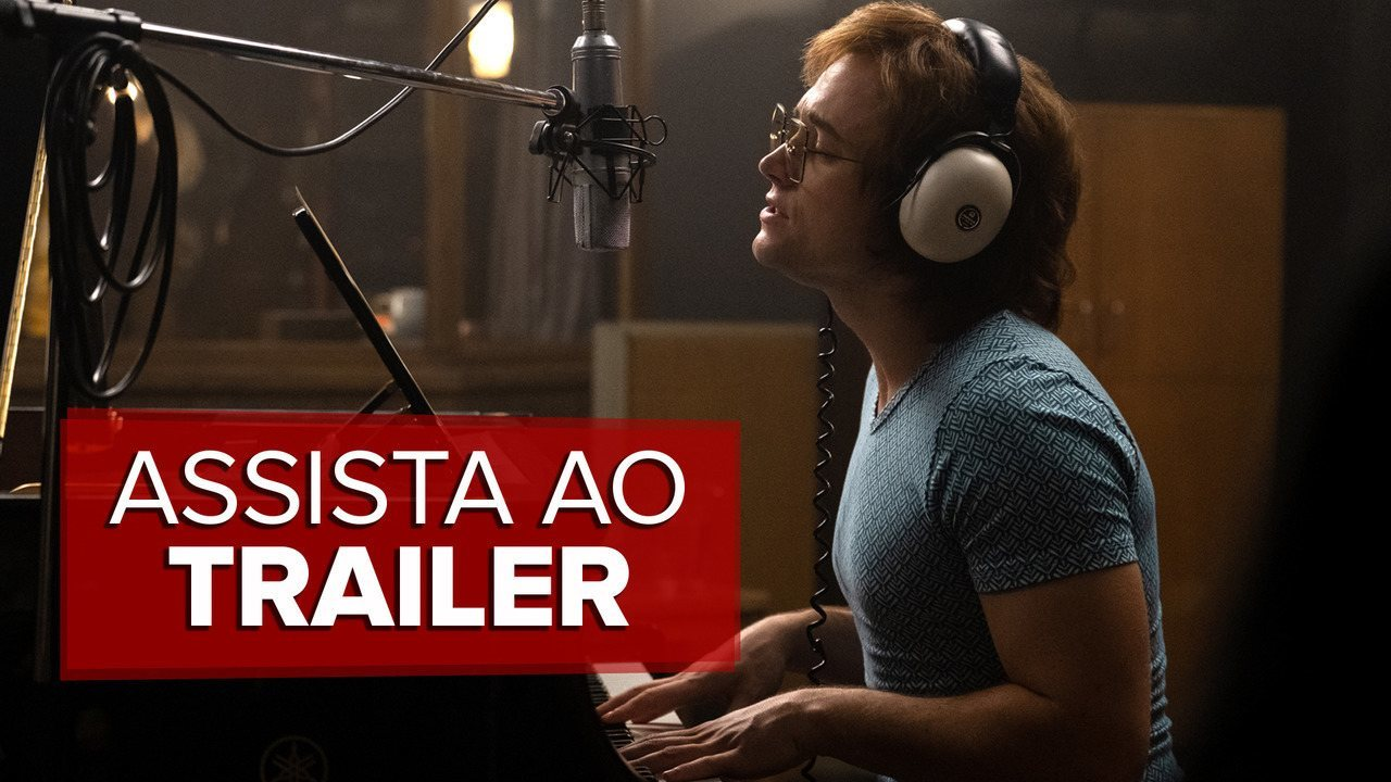 Assista ao trailer do filme 'Rocketman'