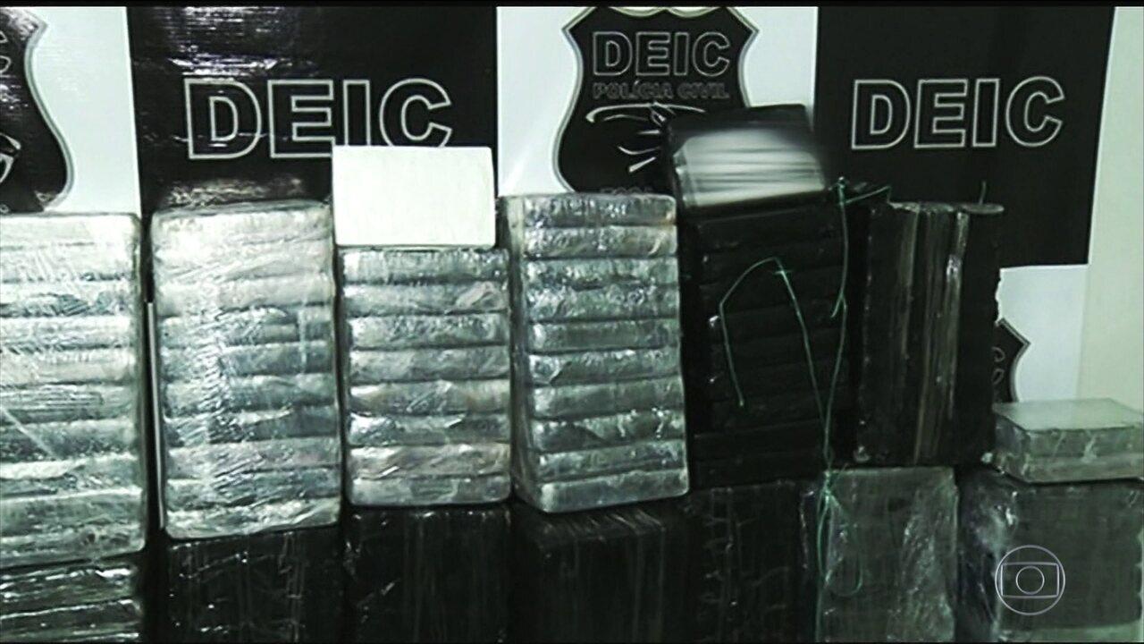 Resultado de imagem para PF apreende aeronaves em Goiânia em ação contra tráfico internacional de drogas