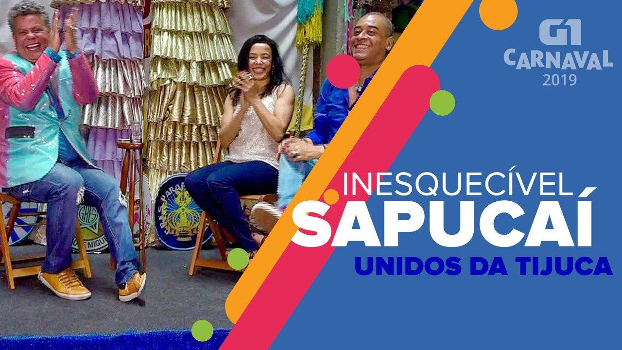 Inesquecível Sapucaí : Unidos da Tijuca