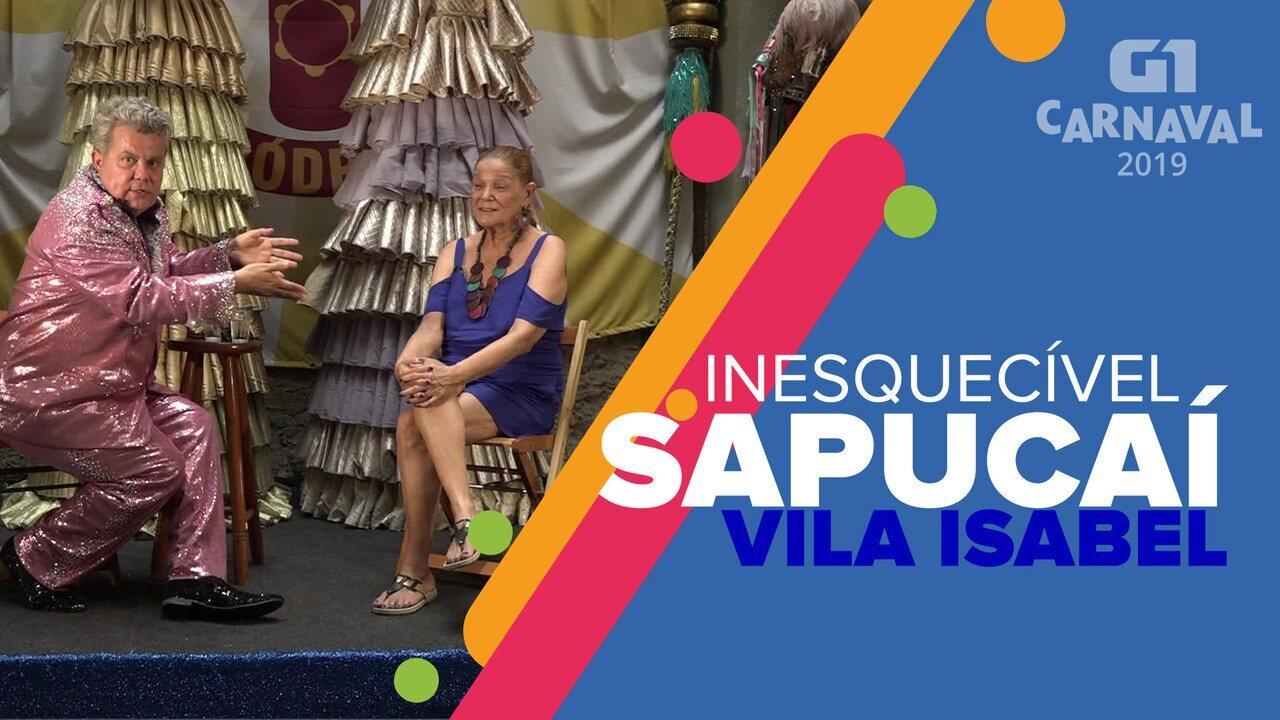 Inesquecível Sapucaí: Vila Isabel Surpreende