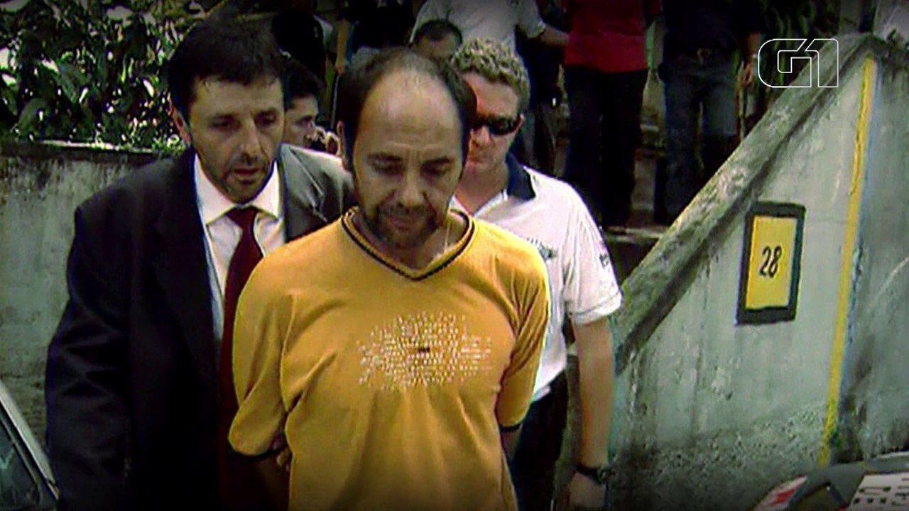 Após 12 anos em presídio federal, sequestrador de Washington Olivetto volta à prisão em SP