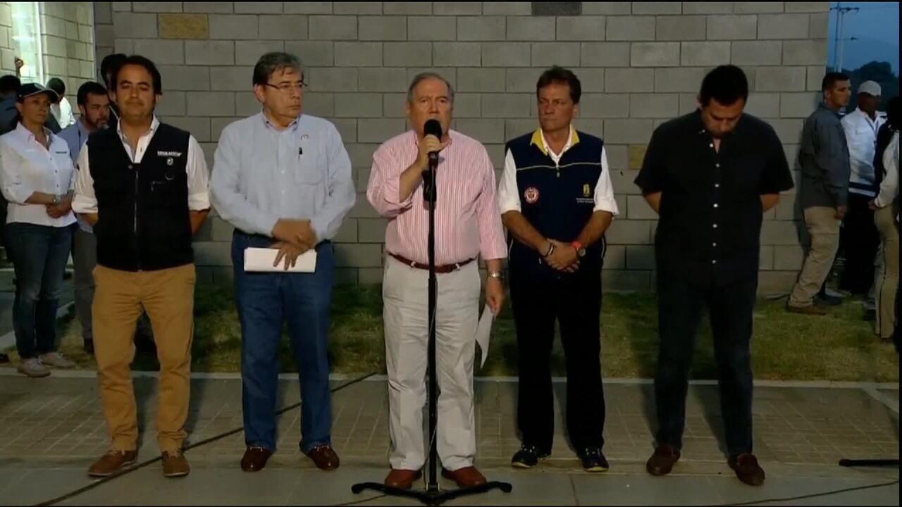 Governo da Colômbia diz que repressão da Venezuela na fronteira deixou 285 feridos