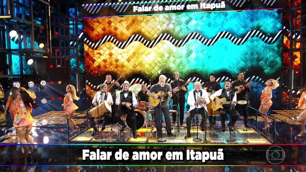 """Toquinho e Demônios da Garoa cantam o sucesso """"Tarde em Itapoã"""""""