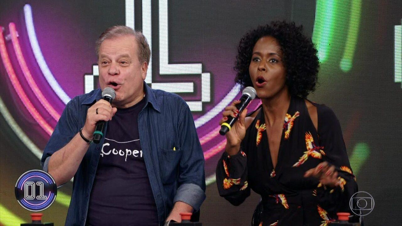 Maju Coutinho e Chico Pinheiro acertam e e Sílvio Brito vai ao palco