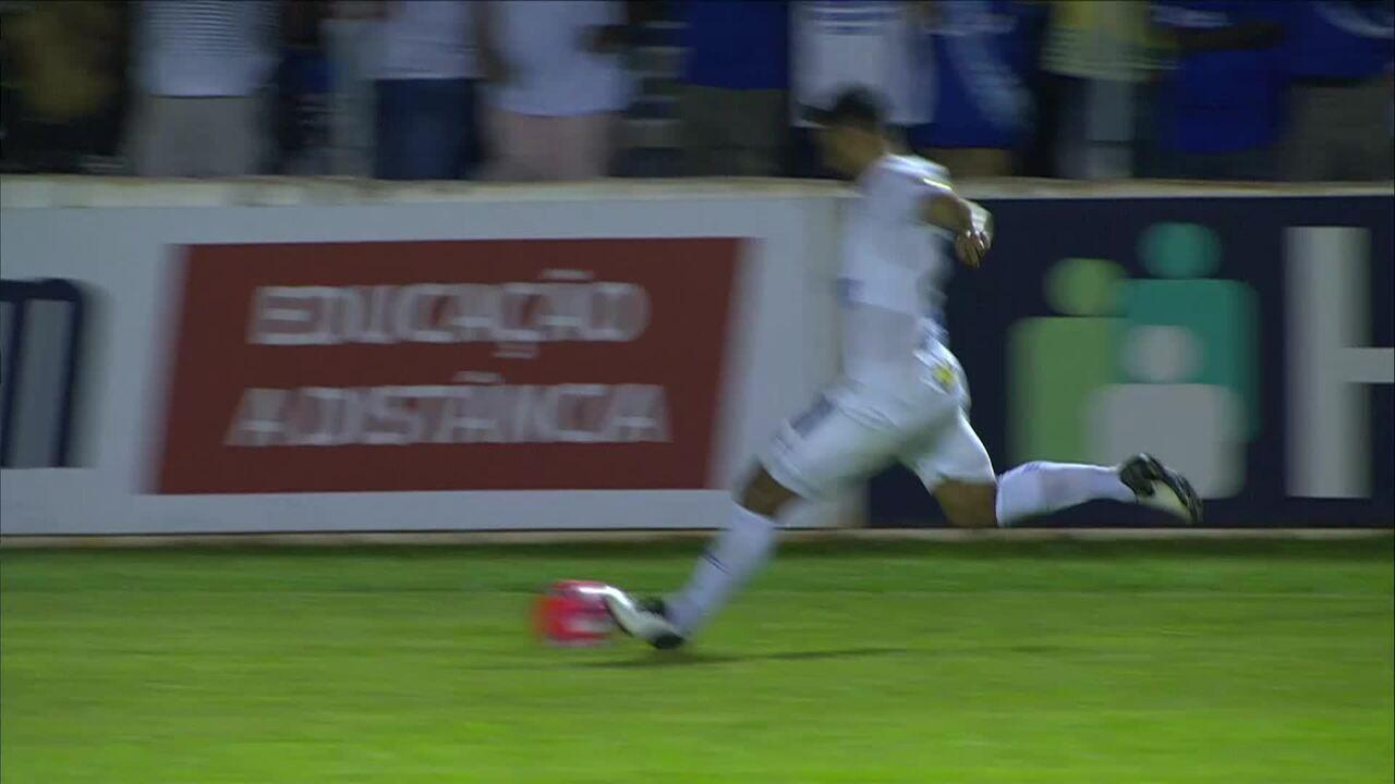 Melhores momentos de URT 1 x 1 Cruzeiro, pela 8ª rodada do Campeonato Mineiro