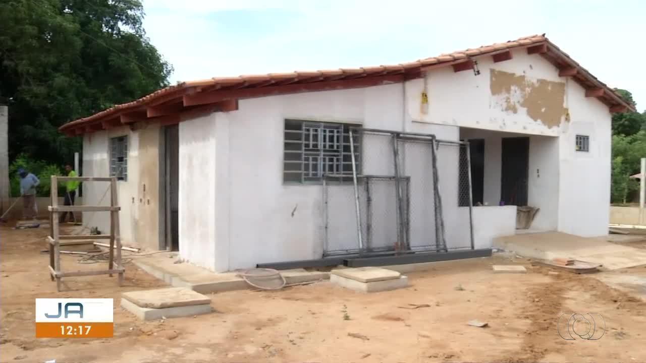 Unidade de saúde não foi entregue e indígenas são atendidos em instalações precárias