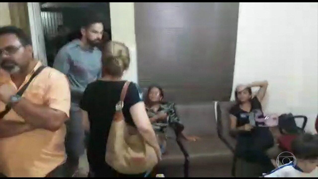 Mais de 70 brasileiros estão na Venezuela e não conseguem voltar para o Brasil