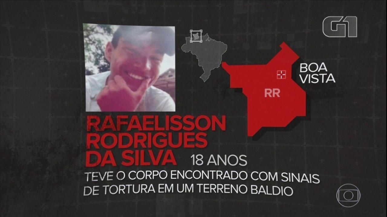 Monitor da Violência do G1 mostra os dados dos assassinatos no Brasil em 2018