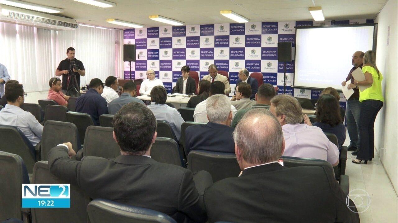 Conselho de Transporte aprova aumento de 7,07% nas passagens de ônibus no Grande Recife