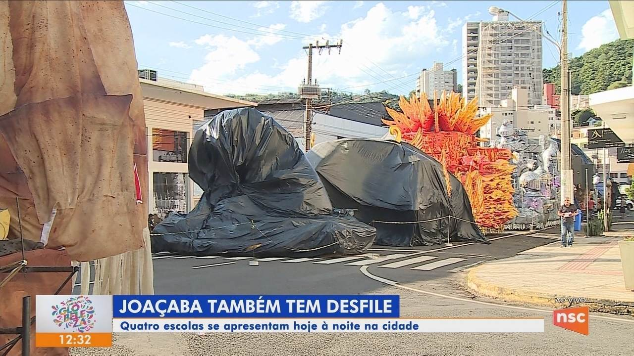 Confira a programação do carnaval de Joaçaba