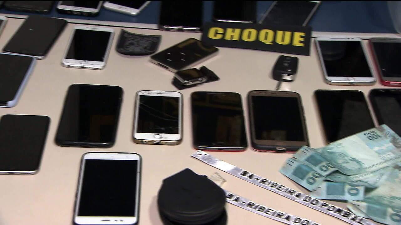 Polícia prende colombiano que furtou 58 celulares em blocos de SP