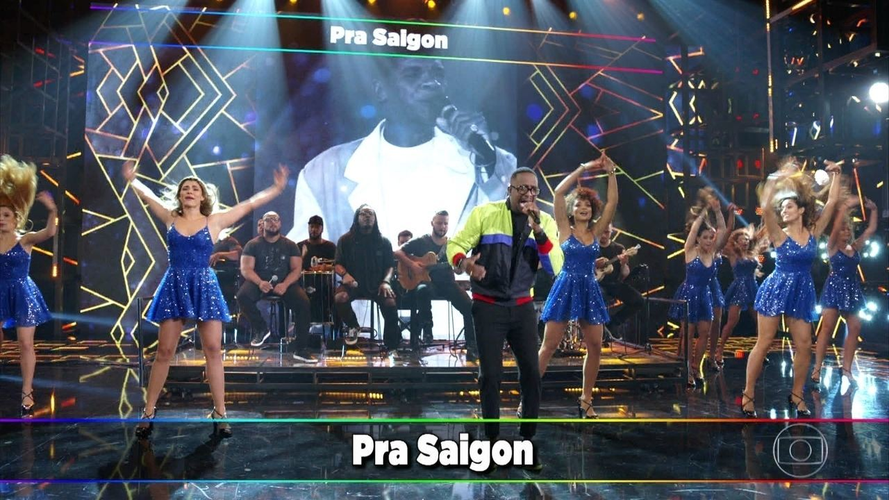 Mumuzinho canta 'Saigon'