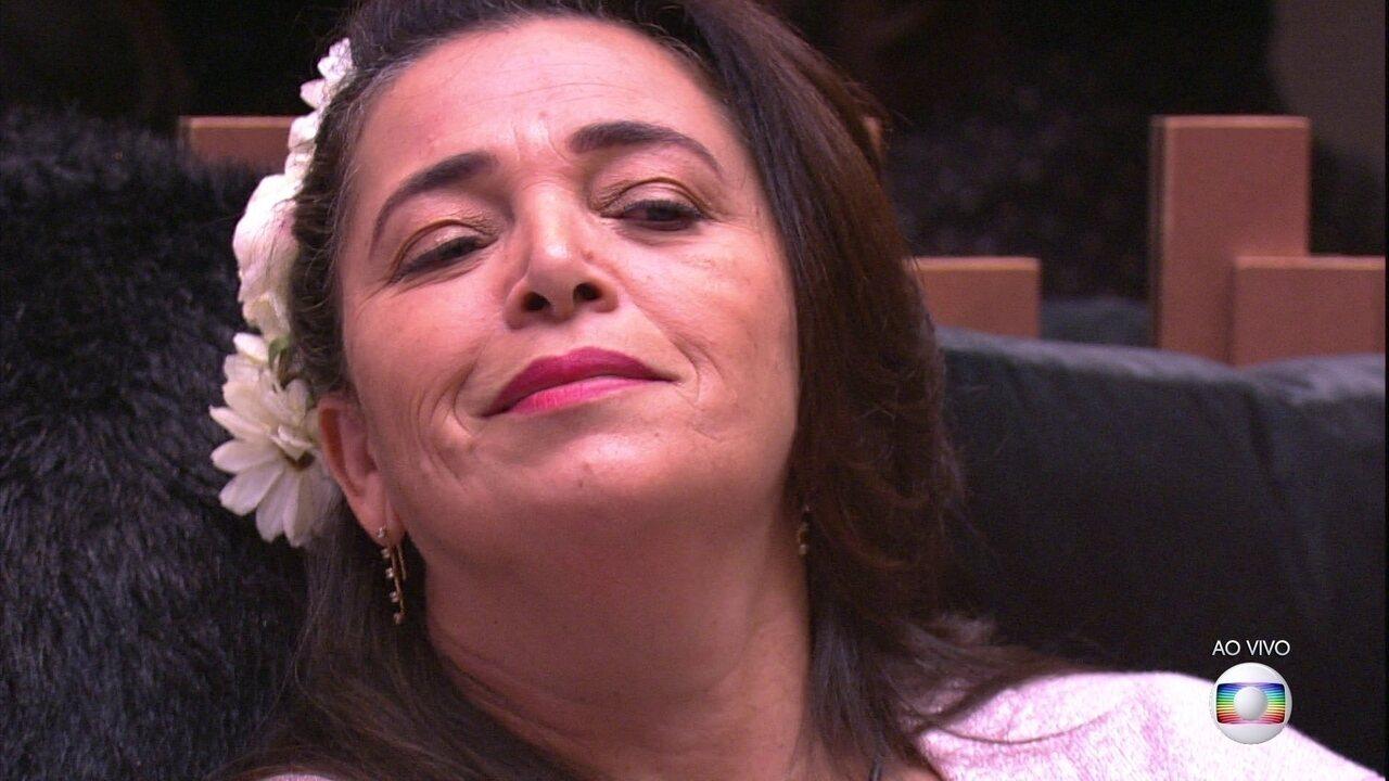 Paredão do Bem: Líder Paula desempata e indica Tereza