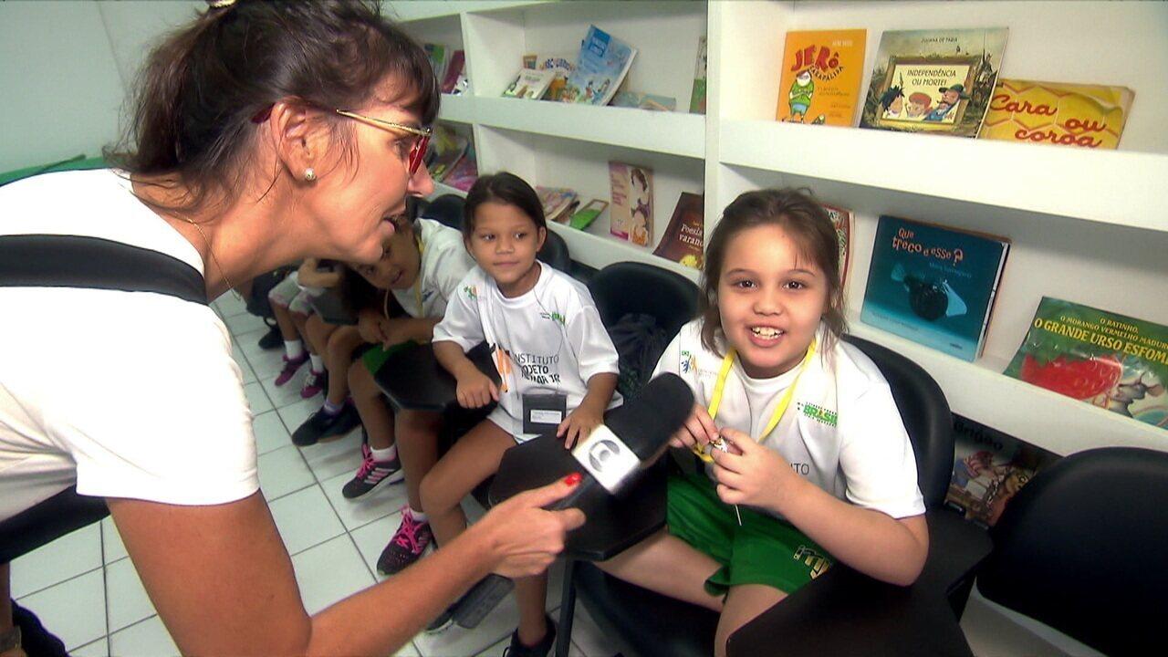 Glenda Kozlowski apresenta a Fundação Neymar e o legado do craque