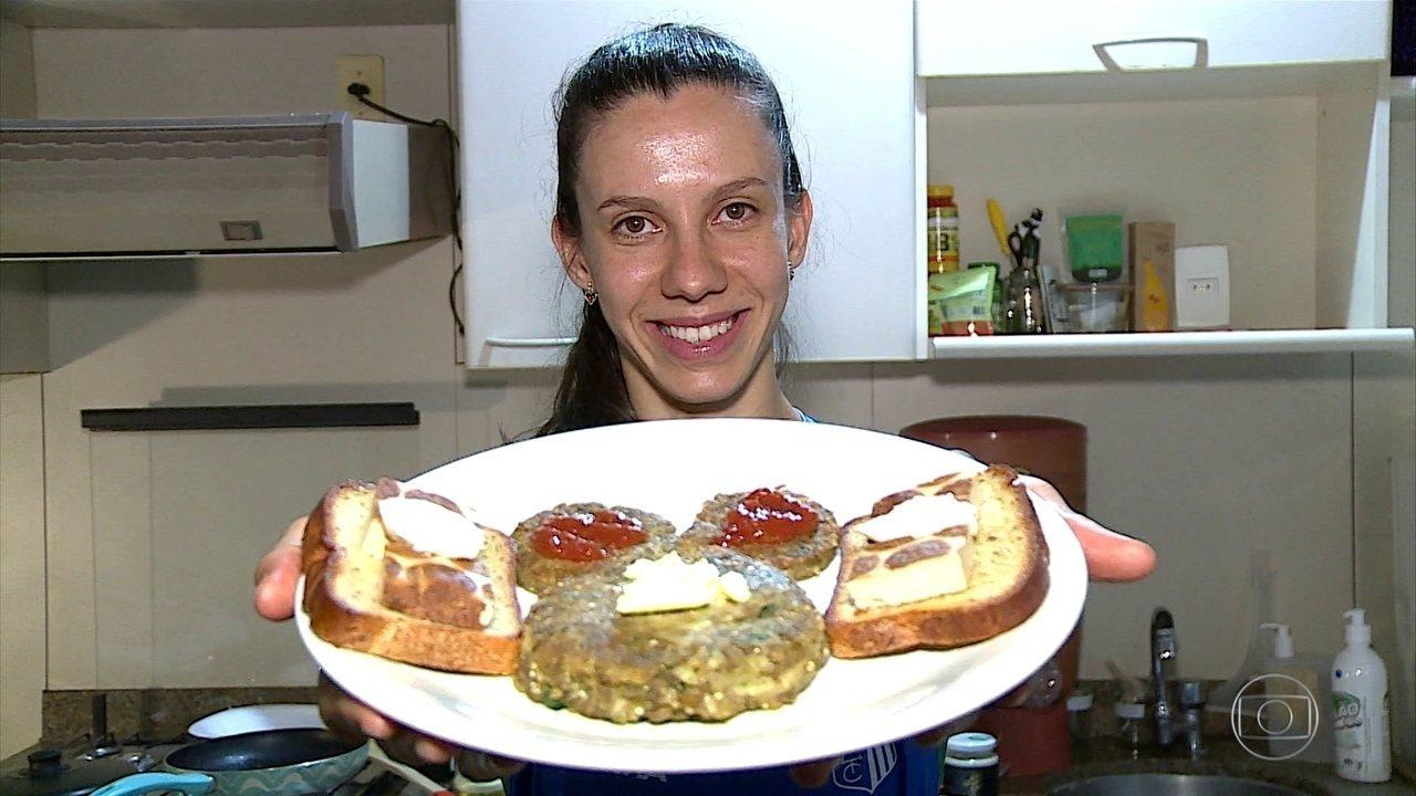 Dieta vegana é o segredo da levantadora Macris, do Minas