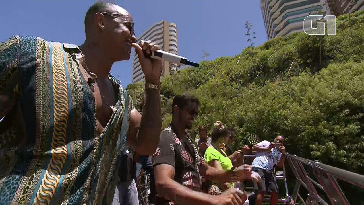 Carnaval 2019: veja os melhores momentos do arrastão em Salvador