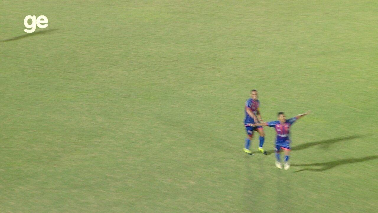 Veja os melhores momentos de Fast 1 x 1 Nacional, pelo Amazonense