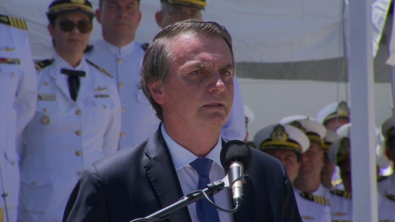 Jair Bolsonaro diz que militares precisam fazer sacrifício com a Reforma da Previdência