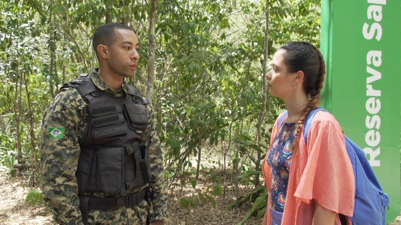 Briza Menezes leva o Bate-Volta para a Reserva Sapiranga, em Mata de São João