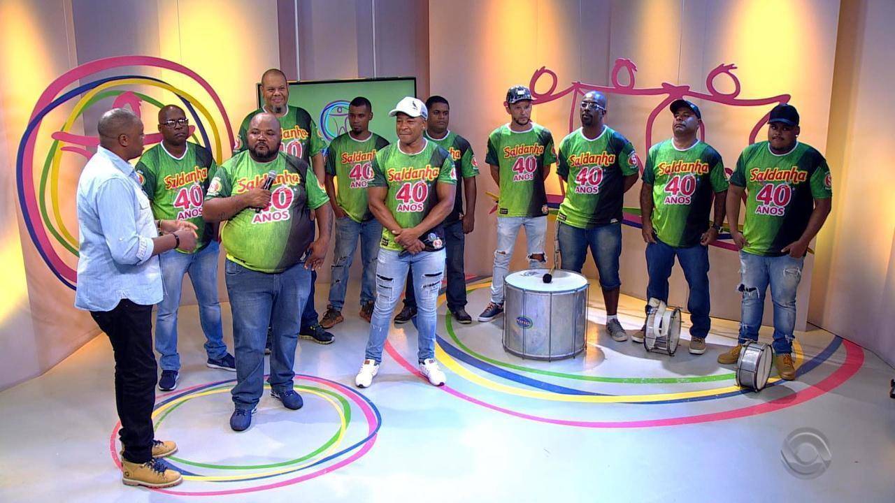 Banda Saldanha é a atração musical do Compartilhe RS deste domingo (10)