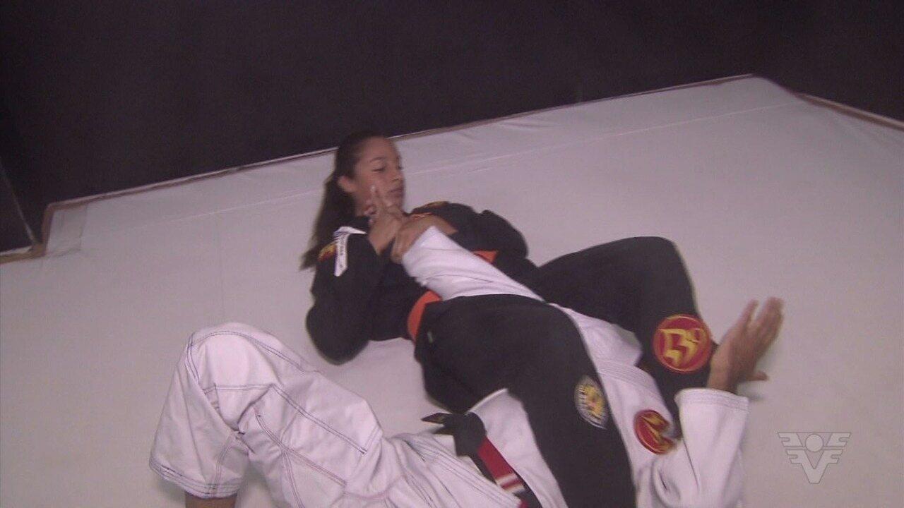 Atleta de Praia Grande é campeã sul-americana e mundial de Jiu-Jitsu Sem Kimono