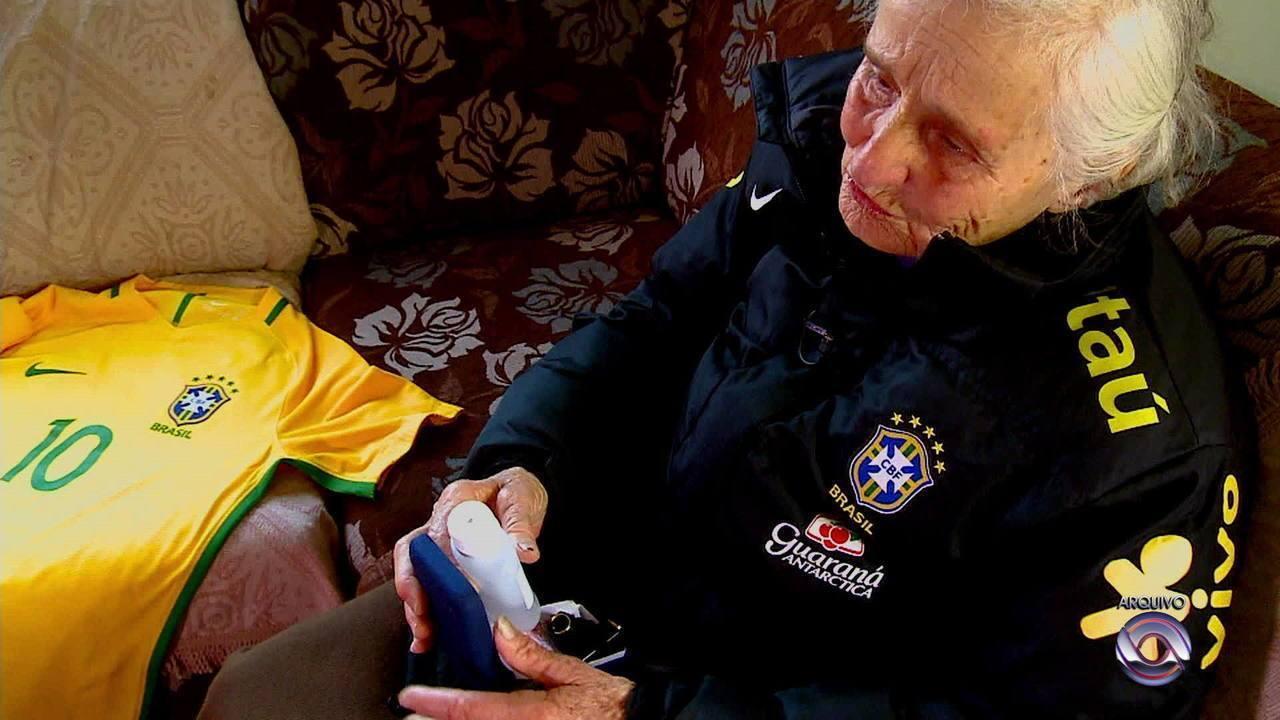 Morre Ivone Bacchi, mãe do técnico Tite, em Caxias do Sul