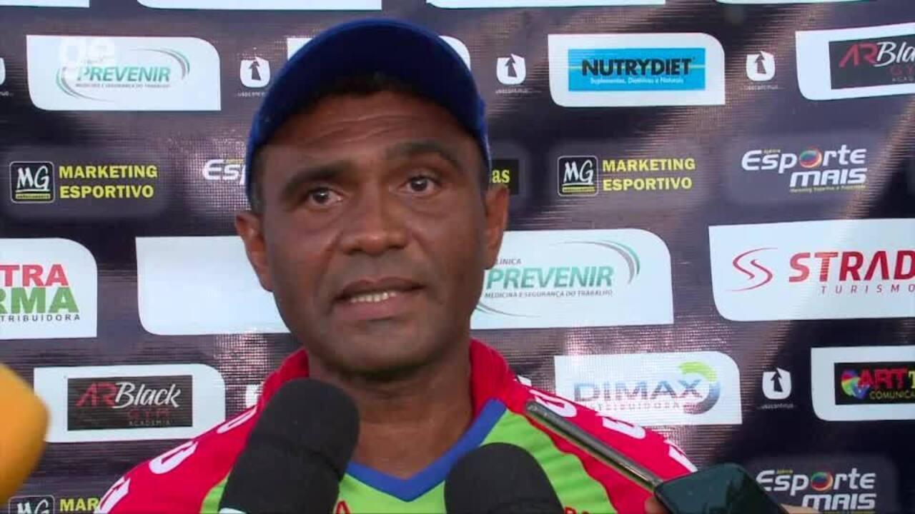 Técnico do Piauí fala em luz no fim do túnel após vitória no Piauiense