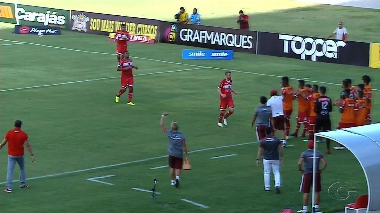 Veja o gol de Ferrugem com a camisa do Galo, contra o Dimensão